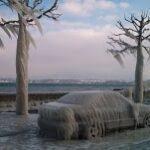 Ειδικοί προειδοποιούν ότι το λιώσιμο των πάγων θα φέρει βαρείς χειμώνες
