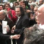 Ξεκίνησε η διαδικασία της μήνυσης για Εσχάτη Προσδοσία του Δημήτρη Αντωνίου στην Χαλκίδα 11/1/2011