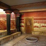 Αρχαιολογικός χώρος Κνωσσού(Βίντεο)