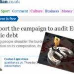 Guardian: Πόσο νόμιμο είναι το δημόσιο χρέος;
