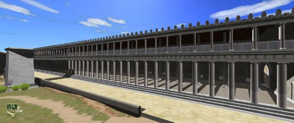 «Στο φως» τμήμα αρχαίου δικαστηρίου της Αθήνας « Πολιτισμος
