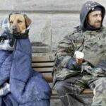Συλλογή ρούχων για αστέγους