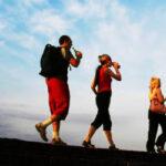 Περπάτημα για να μειωθούν τα επίπεδα της αρτηριακής πίεσης