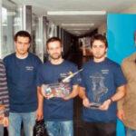 Πρώτο βραβείο για Έλληνες σπουδαστές που κατασκεύασαν ρομπότ