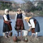 Μοναδικες εγχρωμες φωτογραφιες της Ελλαδας του '20