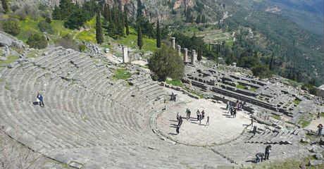 Αρχαίο ελληνικό θέατρο στη μέση του Κονέκτικατ