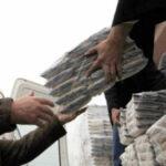Δ. Ηρακλείου   Διανομή 12 τόνων τροφίμων σε 2420 οικογένειες