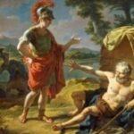 Οι τρεις τελευταίες επιθυμίες του Μεγάλου Αλεξάνδρου