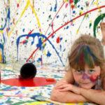 Δωρεάν μαθήματα ζωγραφικής σε παιδιά απόρων οικογενειών