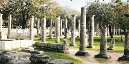 Αλλάζει η εικόνα της Αρχαίας Ολυμπίας