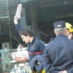 Ισπανός πυροσβέστης αρνήθηκε να συμμετέχει σε έξωση ηλικιωμένης