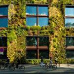 Πράσινα κτίρια δίνουν λύση στην περιβαλλοντική μόλυνση των αστικών κέντρων