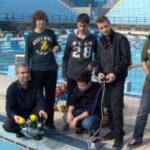 Μαθητές κατασκεύασαν ρομπότ που εξερευνά το θαλάσσιο βυθό