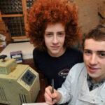 Έφηβος έφτιαξε αυτοσχέδιο μηχάνημα για τεστ DNA