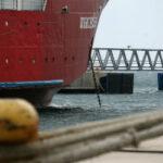 Εγκαινιάστηκε ο νέος επιβατικός σταθμός στο λιμάνι του Λαυρίου