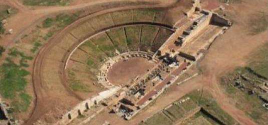 Επαναλειτουργεί το θέατρο της Μεσσήνης μετά από 1.700 χρόνια