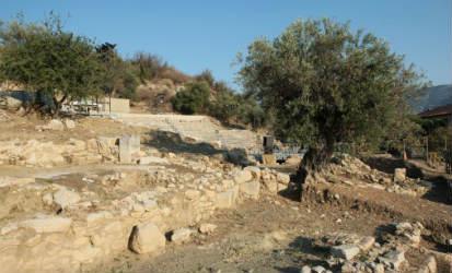 Ετοιμάζεται το αρχαίο θέατρο Ιεράπετρας