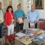 Δωρεά λογοτεχνικών βιβλίων από το Κολλέγιο Ανατόλια σε δημοτικά σχολεία της περιφέρειας