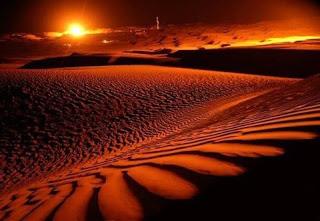 Μυστηριώδης Αρχαίος Κόσμος είναι θαμμένος κάτω από τη έρημο Τάκλα Μακάν