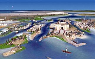 Το βυθισμένο Ηράκλειο της Αιγύπτου αποκαλύπτεται