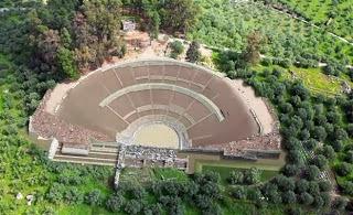 Προστασία και Ανάδειξη του Αρχαίου θεάτρου Σπάρτης (17.000 θεατών)