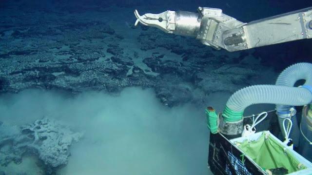 Βυθισμένη ήπειρο στην θάλασσα της Βραζιλίας εντόπισαν οι επιστήμονες