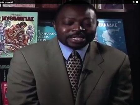 ΑΠΙΣΤΕΥΤΟ! Το μοναδικό ελληνικό βιβλιοπωλείο στη Ν. Υόρκη το άνοιξε Νιγηριανός! (Βίντεο)