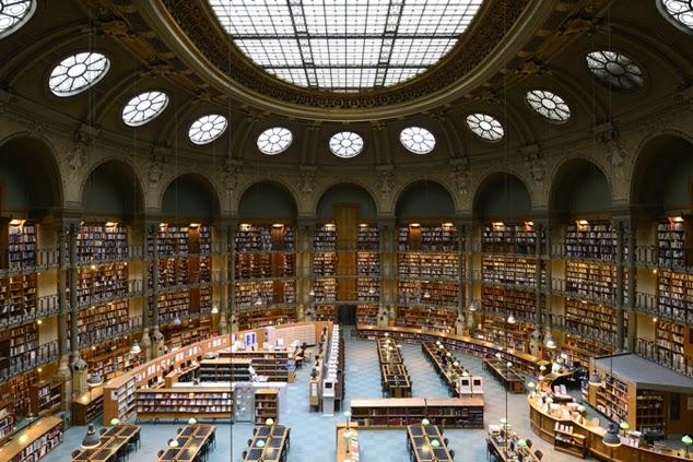 Πρόσβαση σε 2,5 εκατ. αρχεία, από την Εθνική Βιβλιοθήκη Γαλλίας