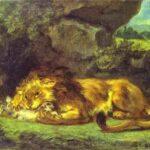 """Αίσωπος: """"Το λιοντάρι και ο λαγός"""""""