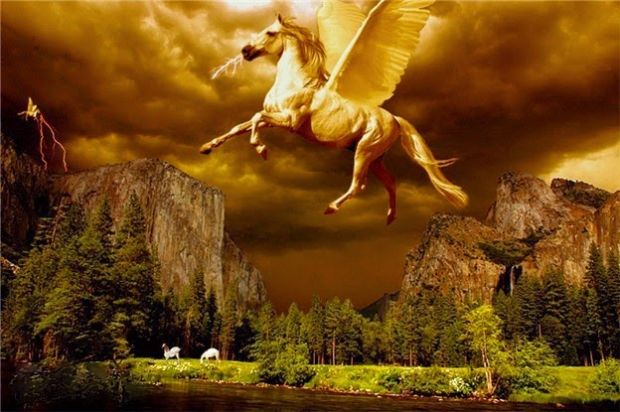 Πήγασος: το φτερωτό άλογο της ελληνικής μυθολογίας