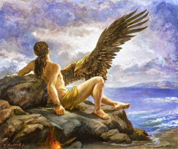 Ο μύθος του Προμηθέα (Αποσυμβολισμός)