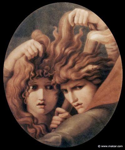 Οι Ερινύες στην Ελληνική μυθολογία