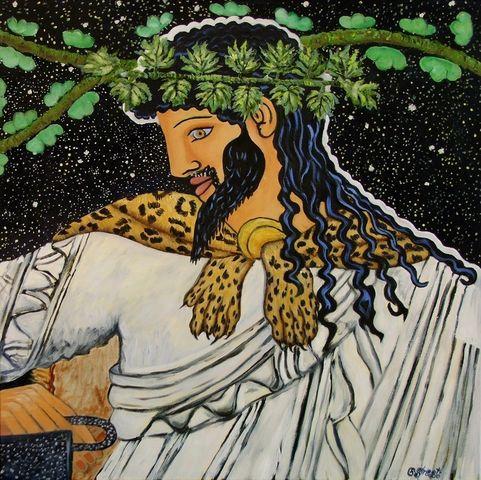 ΤΑ ΔΙΟΝΥΣΙΑΚΑ ΜΥΣΤΗΡΙΑ ΤΟΥ ΧΕΙΜΩΝΑ ΣΤΟΥΣ ΔΕΛΦΟΥΣ – «ΓΝΩΘΙ Σ' ΑΥΤΟΝ»