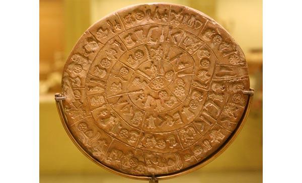 Ο Δίσκος της Φαιστού, το αίνιγμα της μινωικής Κρήτης