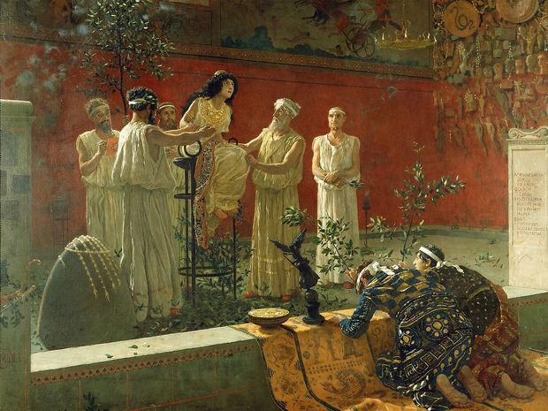 Πυθίες, oι κόρες του Απόλλωνος