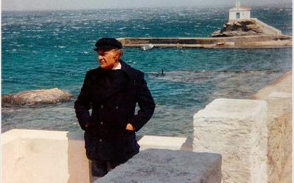 Τι φταίει για την κακοδαιμονία των Ελλήνων; Μια σπάνια συνέντευξη του Οδυσσέα Ελύτη