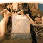 Διόνυσος, Βάκχος, Μαινάδες, και Απόλλων