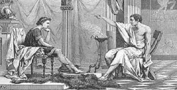 Τα τρία είδη του ρητορικού λόγου – Αριστοτέλης