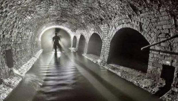 Μυστήρια της υπόγειας Αθήνας