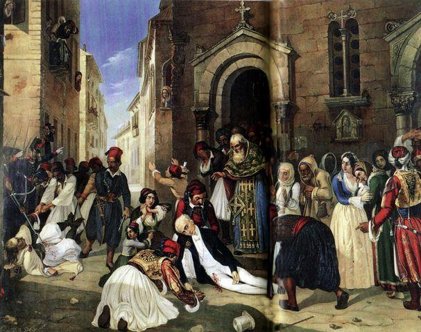 Μερικές αλήθειες που δεν ήξερες για το 1821