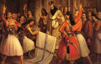 Τρεις μύθοι για την 25η Μαρτίου, την Αγία Λαύρα και τον ρόλο του Παλαιών Πατρών Γερμανού