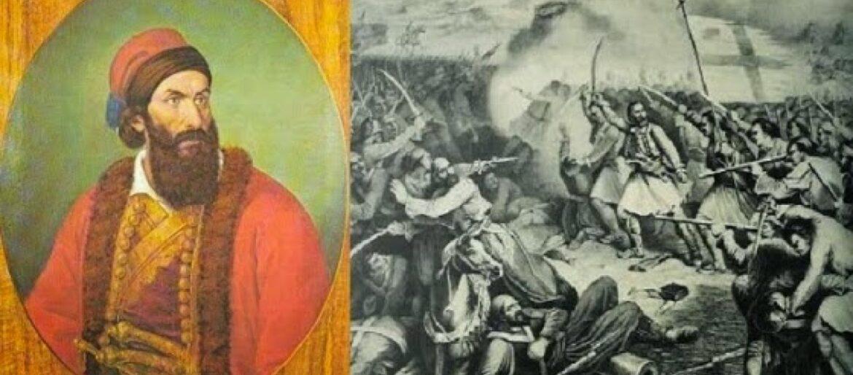 Ο αντάρτης Παπαφλέσσας κι ο εξωνημένος Παλαιών Πατρών Γερμανός