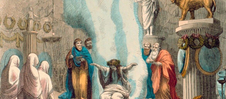 Τα Μαντεία στην Αρχαία Ελλάδα