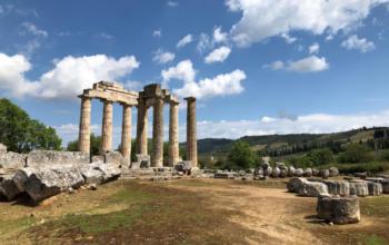 European Heritage Label 2022 - Η Αρχαία Νεμέα στην τελική προεπιλογή