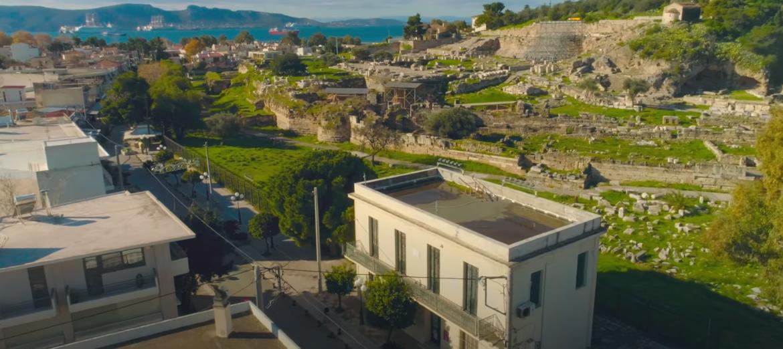H μυστική Ελευσίνα από την αρχαιότητα μέχρι σήμερα σε ένα φιλμ 6′ [βίντεο]