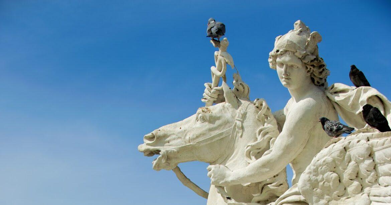 Ο Πήγασος, ο Ποσειδώνας, η Μέδουσα, αλληγορίες και συμβολισμοί