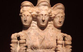 Το Τρισυπόστατο της Εκάτης και οι Τριαδικές Θεότητες