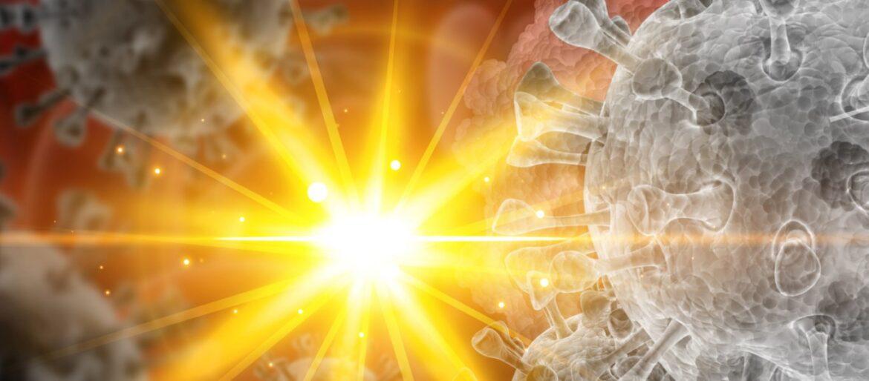 Νέα μελέτη για τον κορωνοϊό: Ο ήλιος αδρανοποιεί κατά 90% τον ιό μέσα σε 10 έως 20 λεπτά!
