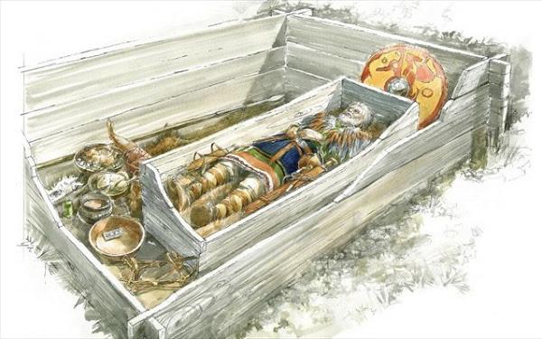 Γιατί οι άνθρωποι άνοιγαν τους τάφους πριν από 1.400 χρόνια;