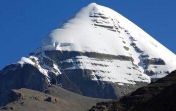 Όρος Kailas στο Θιβετ. Συμπτώσεις; με τον αριθμό 666